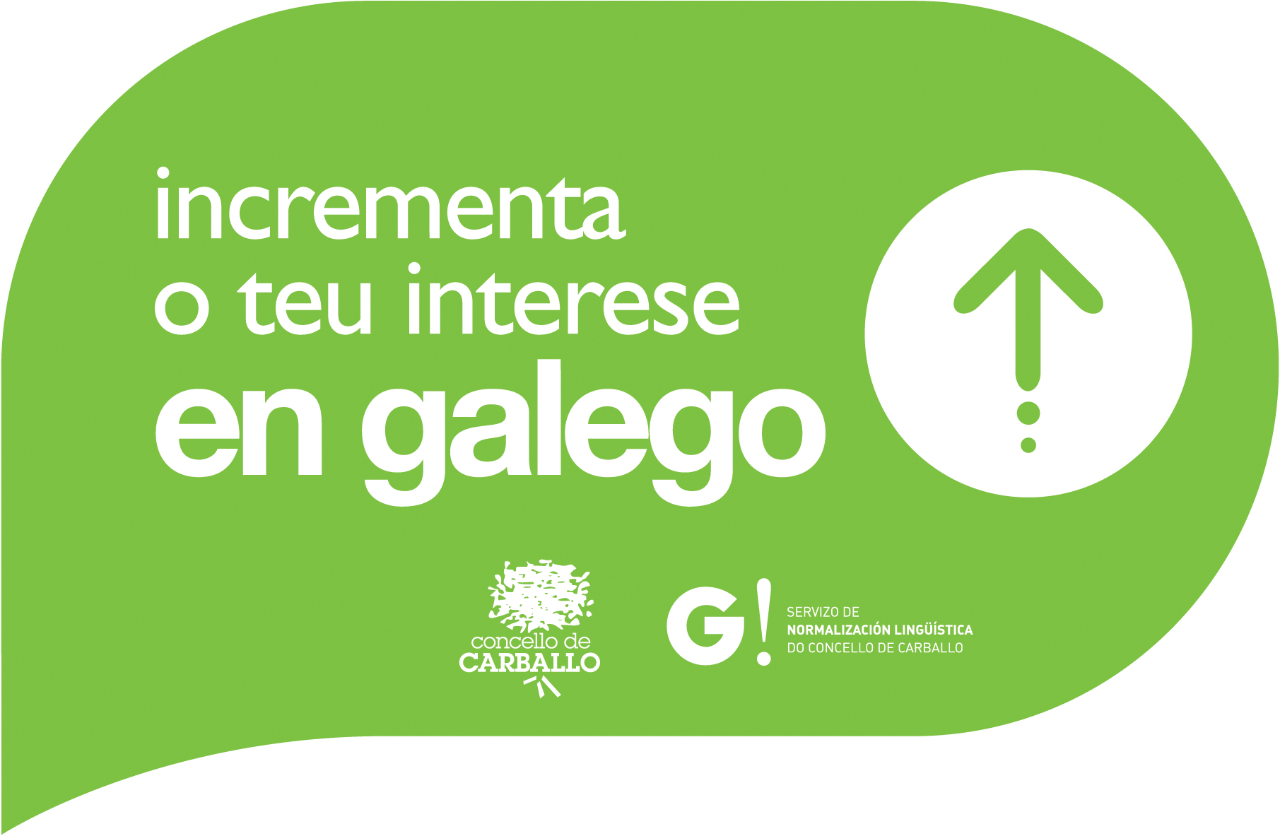 Incrementa tu interés en gallego
